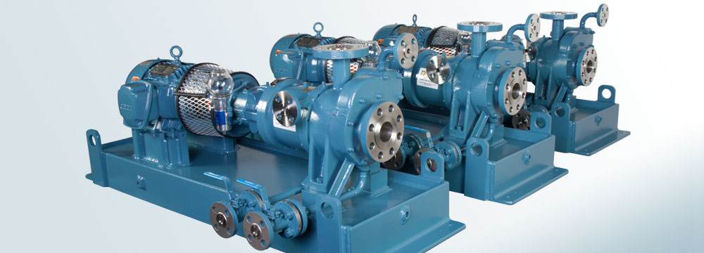 Regenerative Turbine Pumps Magnetice Drive