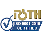 Roth Pump ISO 9001:2015  Certification