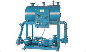boiler feed pump systems