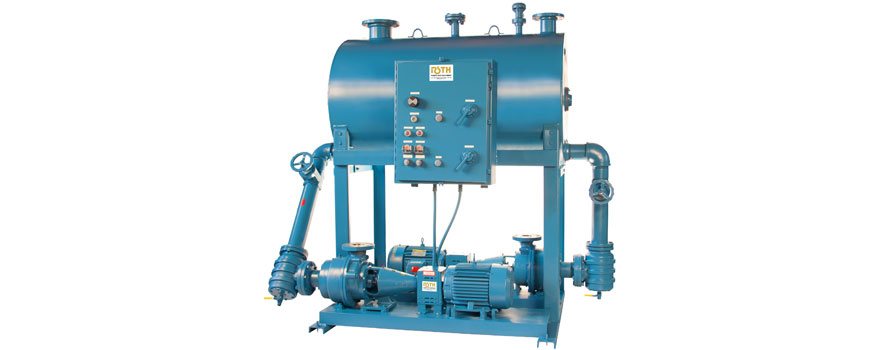 boiler feedwater system