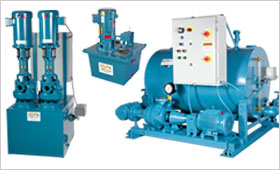 condensate return pump systems