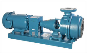low NPSH industrial pumps