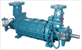 multistage low NPSH chemical pumps