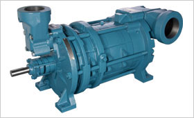 multistage low NPSH pumps