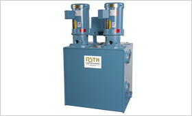 peak condensate return pump stations