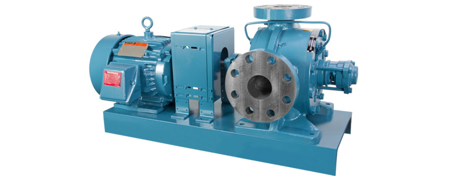 High Pressure Boiler Feed Pumps - Roth Pump