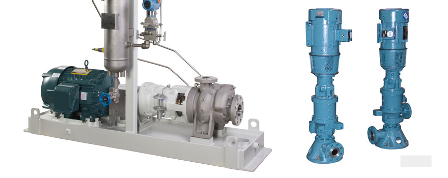 regenerative chemical processing pump low npsh