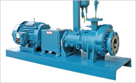 low NPSH chemical pumps